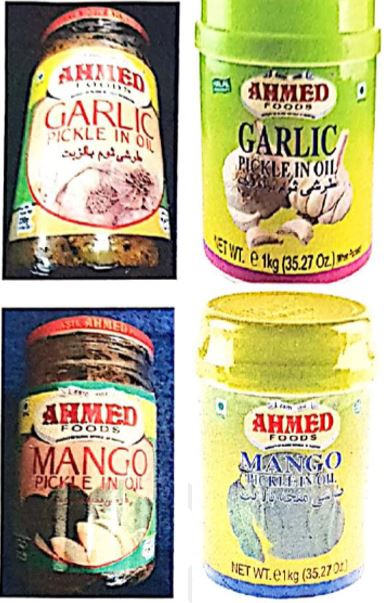 Ahmed Foods Product Images
