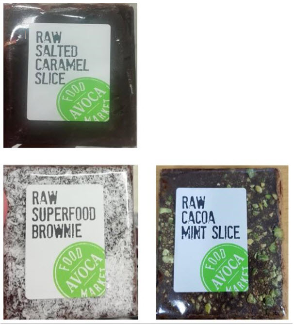 Avoca Raw Bars