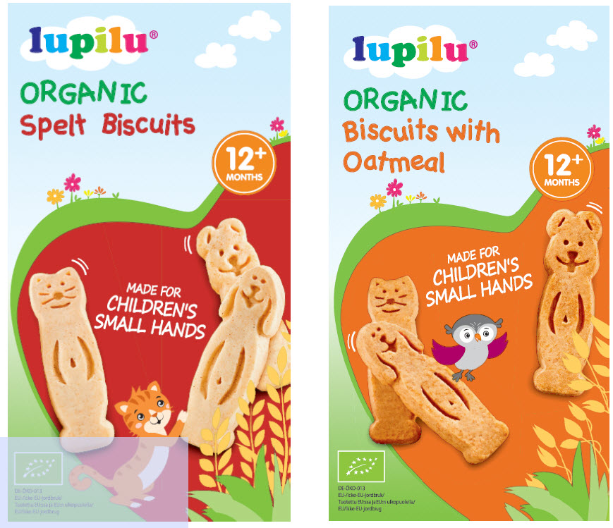 Lupilu Biscuits Lidl