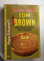 Tom Brown porridge
