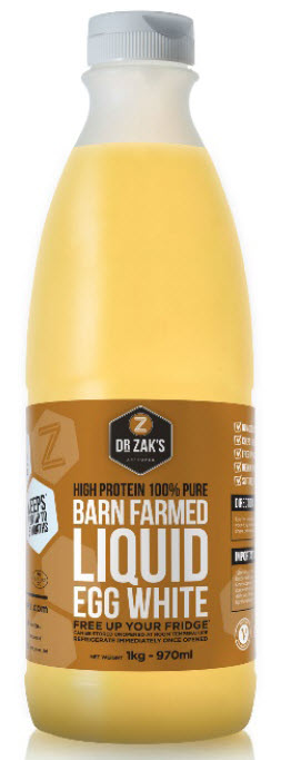 Dr Zaks Liquid Egg White