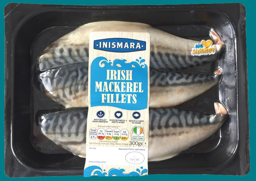 Lidl Inismara Mackerel Fillets