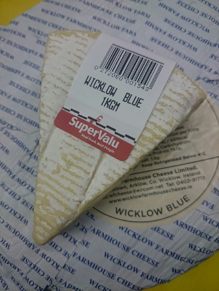 SuperValu Wicklow Blue Cheese