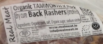 Real Meat Back Rashers