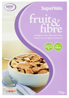 SV Fruit and Fibre Cereal