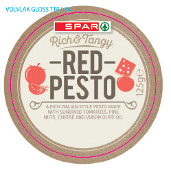 Spar Red Pesto