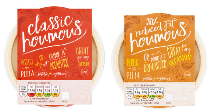 Houmous products