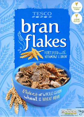 Tesco Bran Flakes