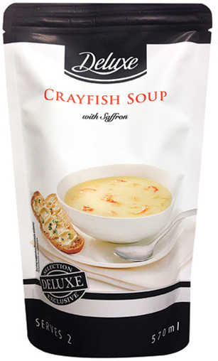 Crayfish soup