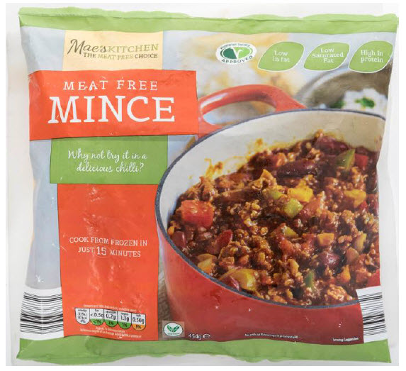 Maes Kitchen Meat Free Mince