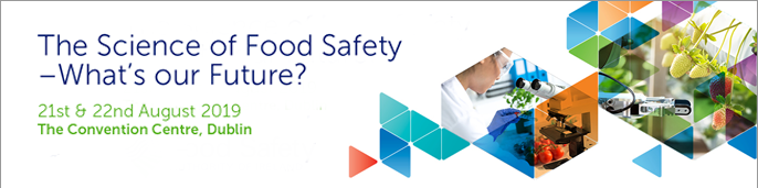 Food Safety Conference 2019 - Call for Abstracts